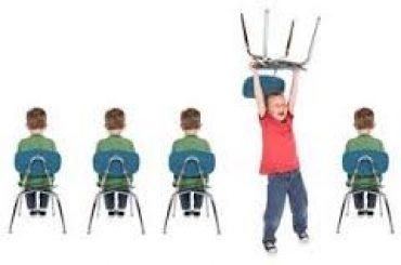 بیش فعالی کودکان