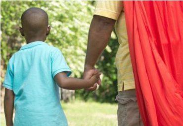 راز ابر قهرمان بودن هر پدر