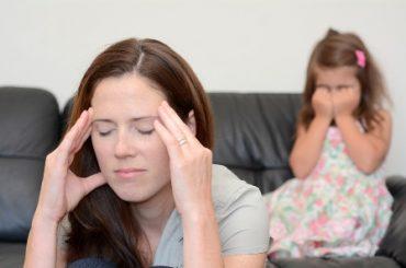 افسردگی مادران و کاهش همدلی کودکان