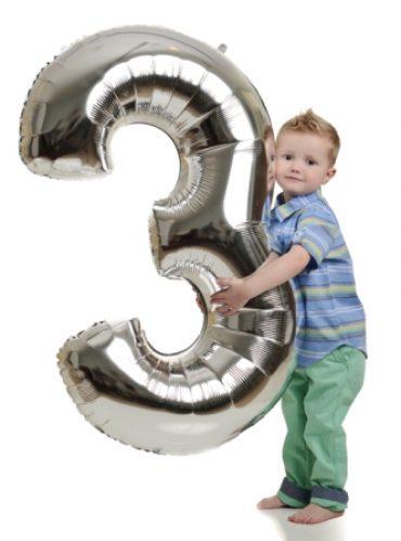 روانشناسی کودک سه سالگی