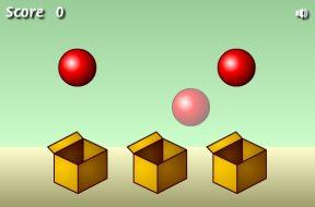 بازی جعبه ها، تقویت حافظه دیداری-فضایی قطره پنگوئن