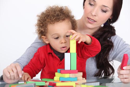 رشد مغز کودک، دو و نیم تا سه سالگی