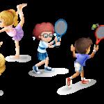 چگونه کودکان عاشق ورزش شوند