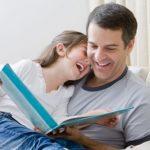5 دلیلی که باید هر شب برای کودکتان کتاب بخوانید