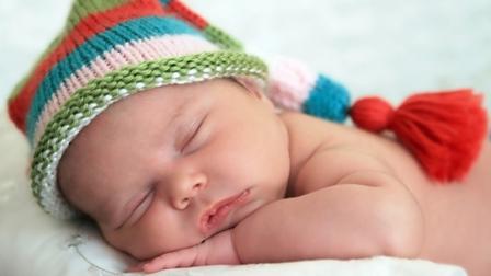 بهداشت خواب نوزادان