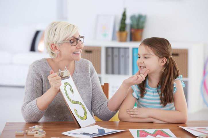اختلالات زبان و گفتار در کودکان